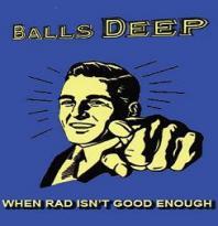 BallzDeep's Logo